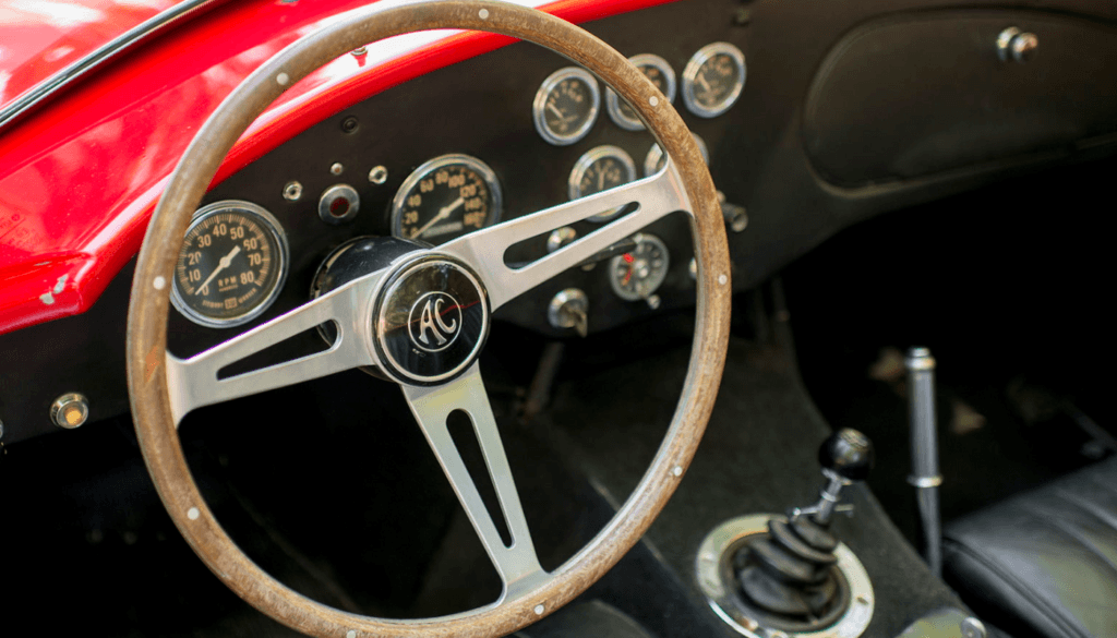 1965 Shelby Cobra 289 CSX2445