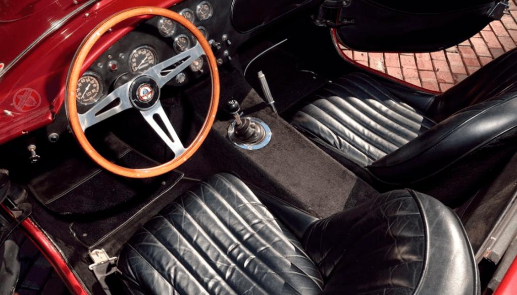 1965 Shelby Cobra 289 CSX2588
