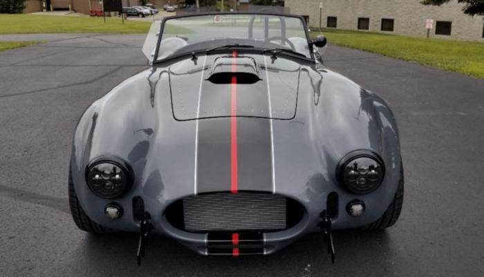2019 Backdraft Cobra RT4B - BDR1932 Front