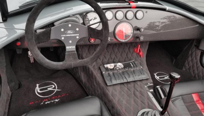 2019 Backdraft Cobra RT4B - BDR1932 Interior
