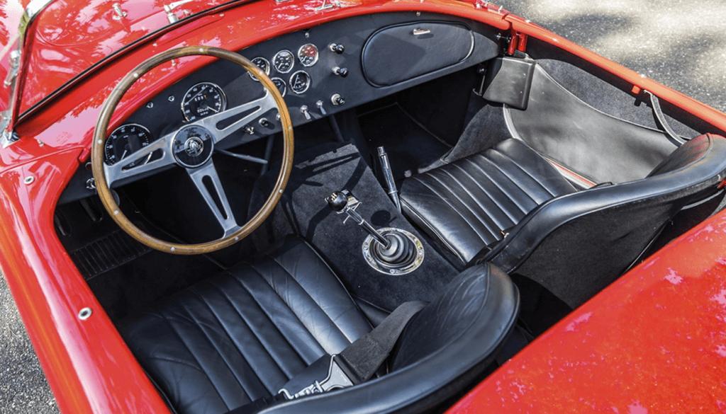 1966 Shelby Cobra 427 CSX3237