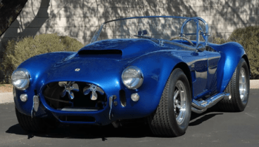 CSX3015 Shelby Cobra Super Snake - Driver Side Front