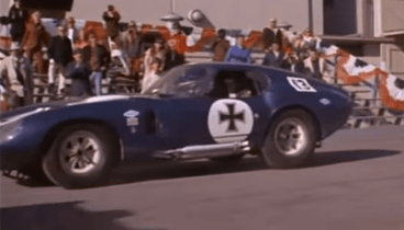 1964 Shelby Daytona Cobra coupe (CSX2287) vs The Monkeemobile - TV Show: The Monkees '68