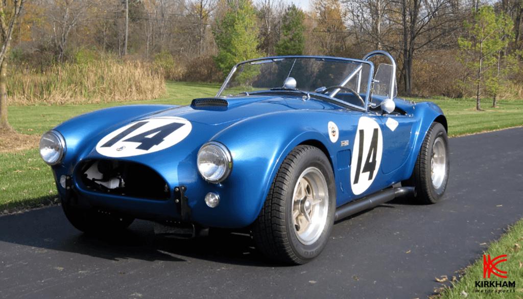 Shelby Cobra - Kirkham 289 FIA