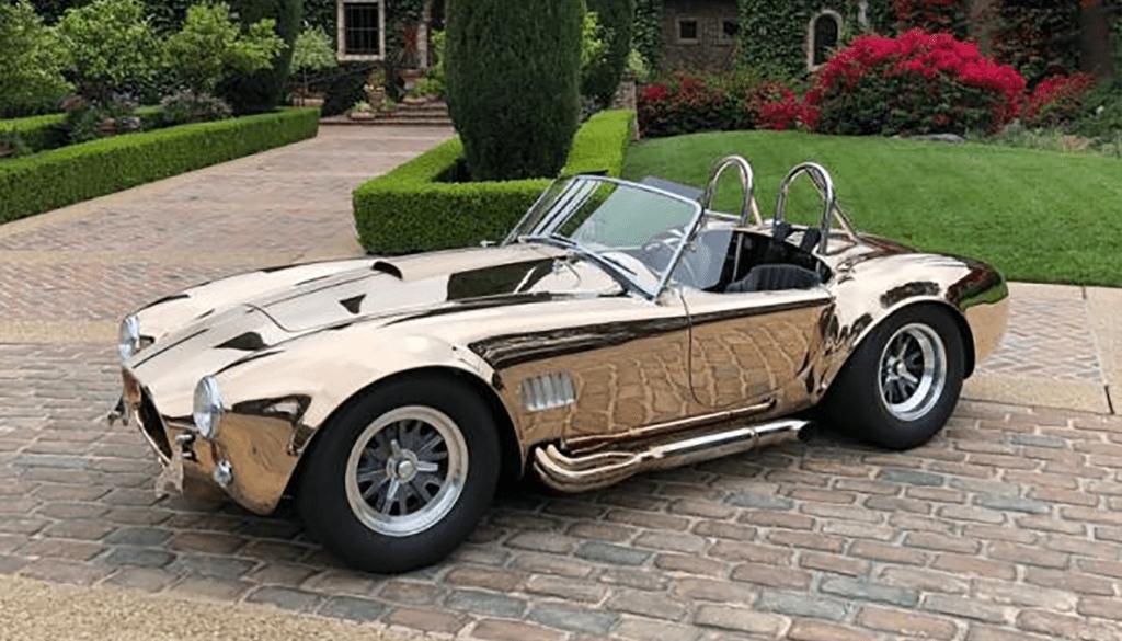 Shelby Cobra - Kirkham 427 KMS SC Bronze