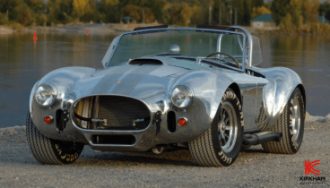Shelby Cobra - Kirkham 427 KMS SC Polished